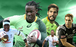 Cape Town Sevens World Rugby Series 2019