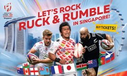 Singapore Sevens World Rugby Series 2019