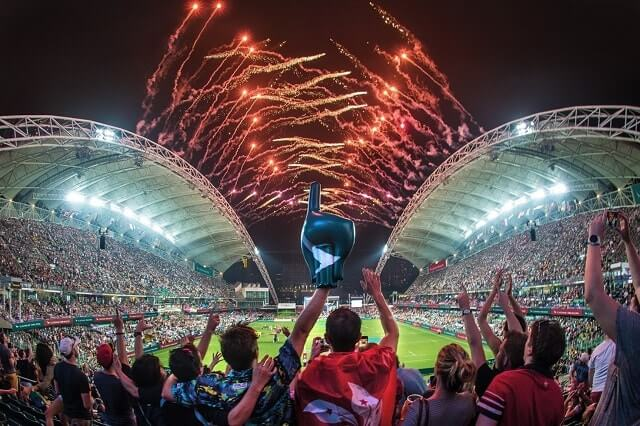 Hong Kong Sevens Official Ticket and Travel Packages