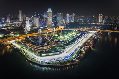 Singapore Grand Prix Ticket Packages