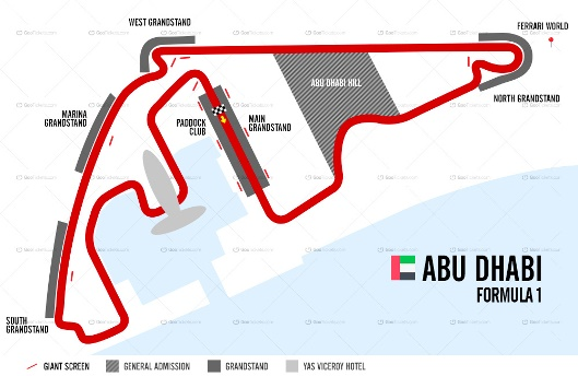 Abu Dhabi F1 Grand Prix Travel & Ticket Packages